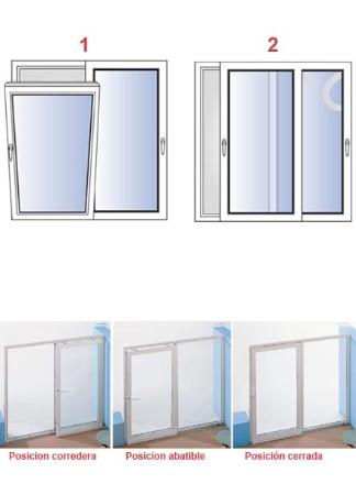 Oscilo paralela for Puerta osciloparalela